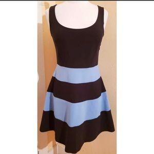 Loft Fit & Flare Dress Size 4